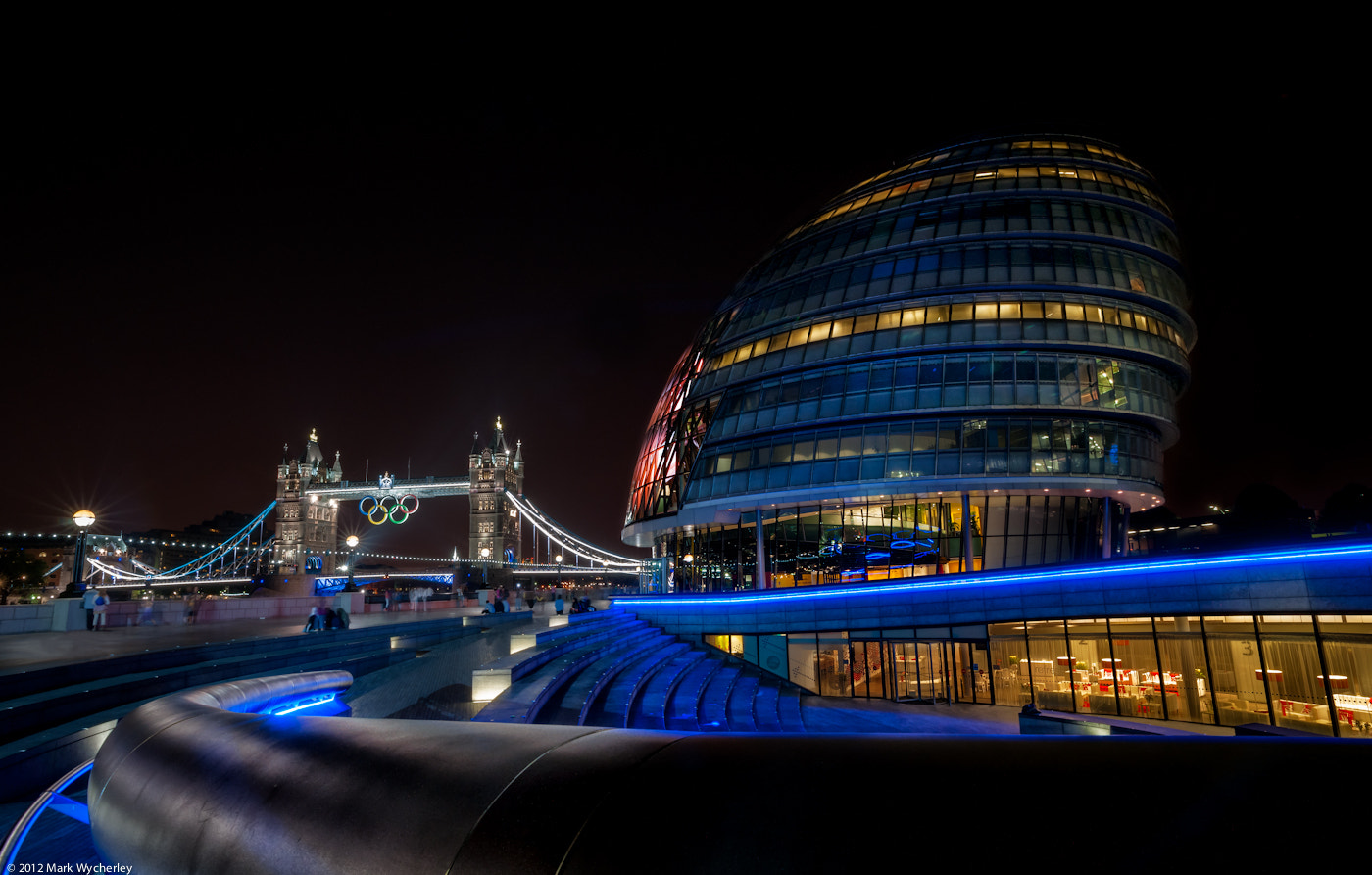 Photograph London City Hall by Mark Wycherley on 500px