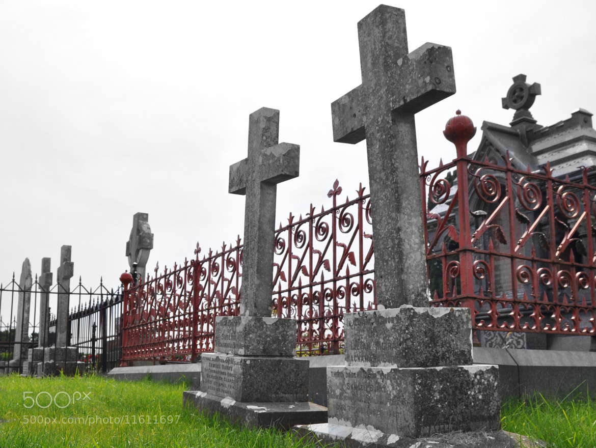Photograph The Graves by Roger Lawler on 500px