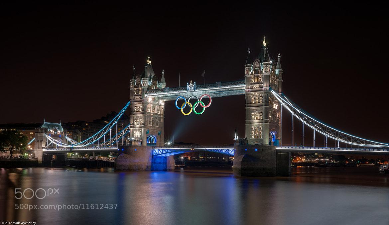 Photograph Tower Bridge by Mark Wycherley on 500px