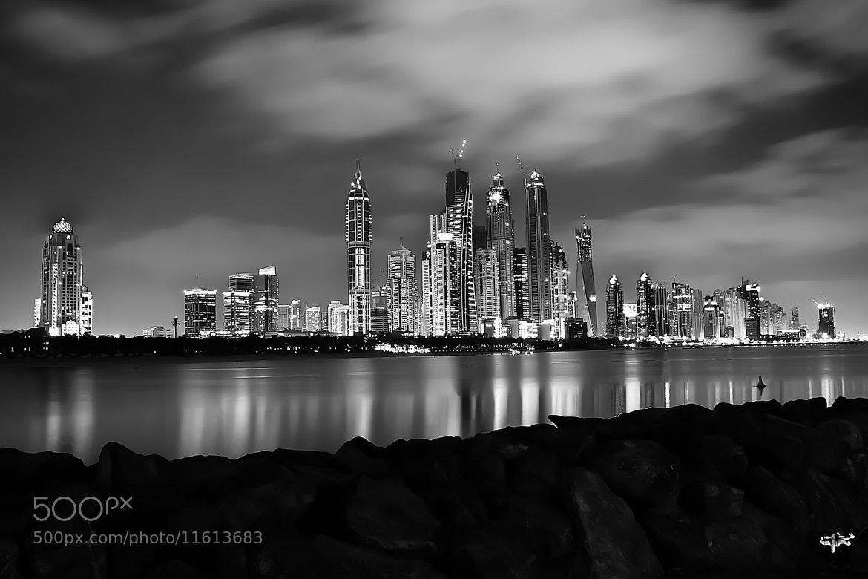 Photograph Skyline Noir by Karim Nafatni on 500px