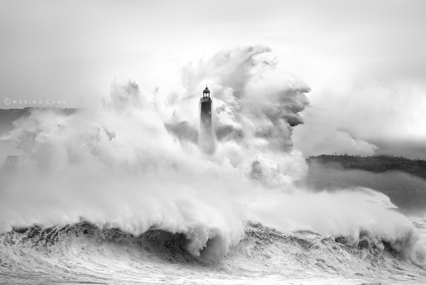 Photograph My Lighthouse by Marina Cano on 500px