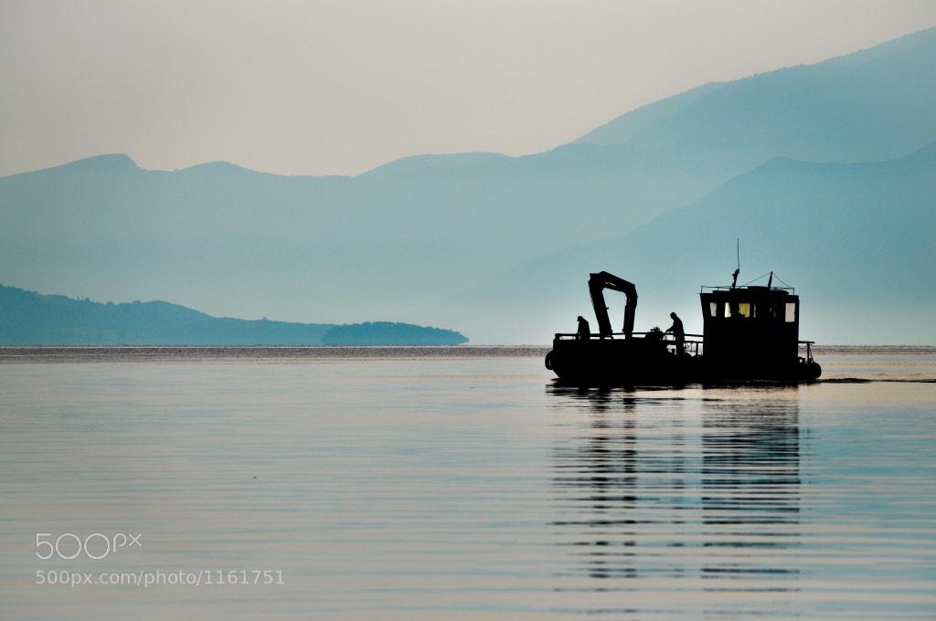 Photograph Dawn Fishing Trip by Jon Starling on 500px
