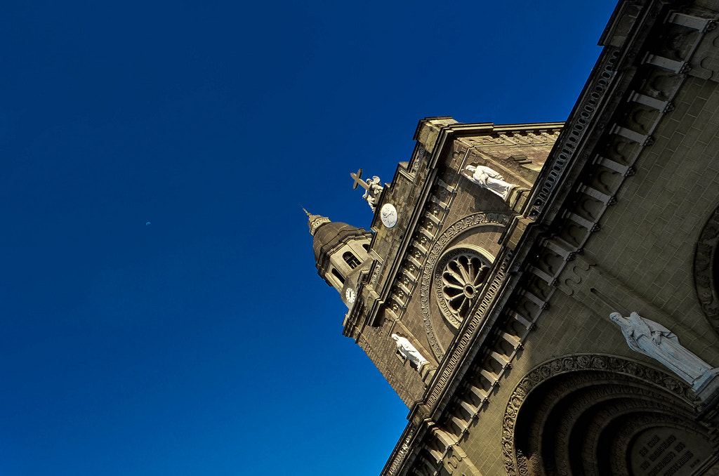 Photograph Manila Cathedral by Emilio III  on 500px