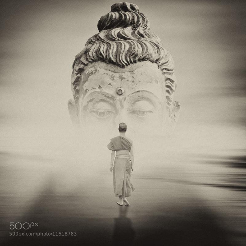 Photograph Walk to........ by Werachai Sookruay on 500px