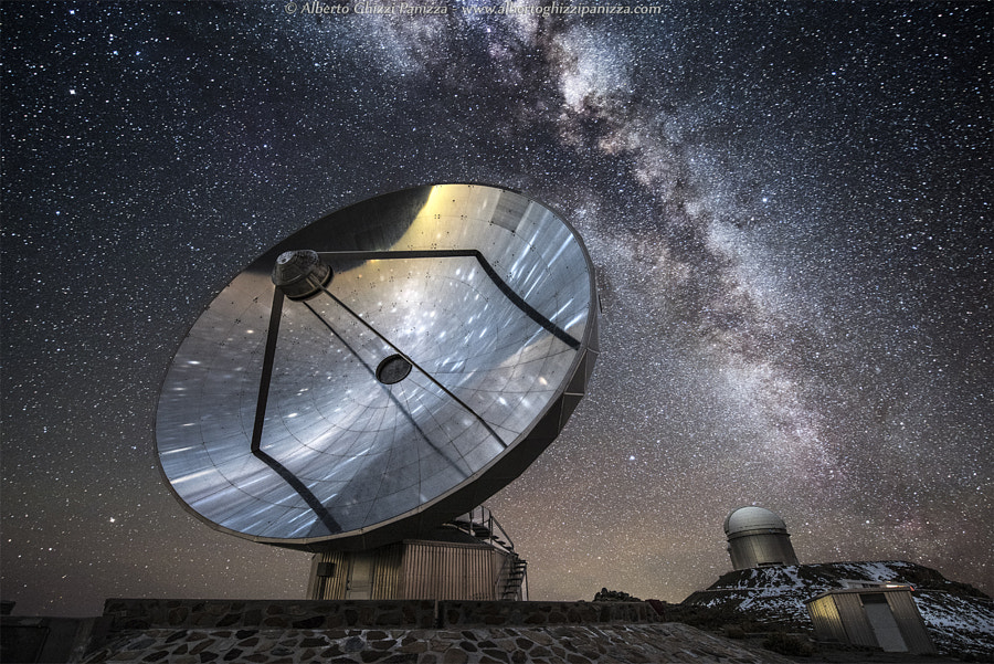 Lights from the Milky Way by Alberto Ghizzi Panizza on 500px.com