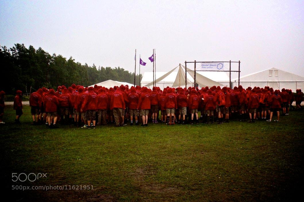Photograph Jamboree 2011 by Mark van der Sluis on 500px