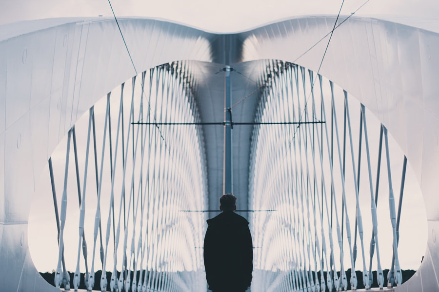 Bridge by Thomas Habr on 500px.com