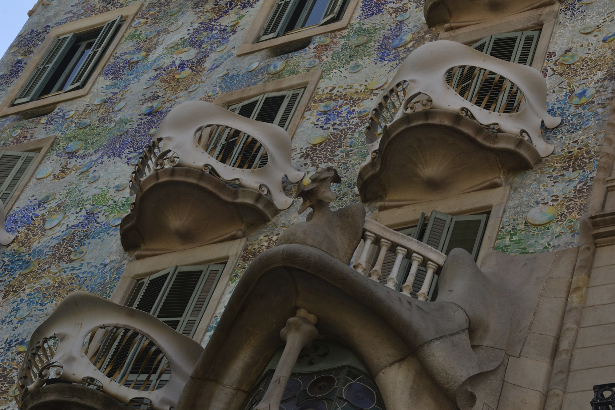 Photograph gaudi gaudy by terry vick on 500px