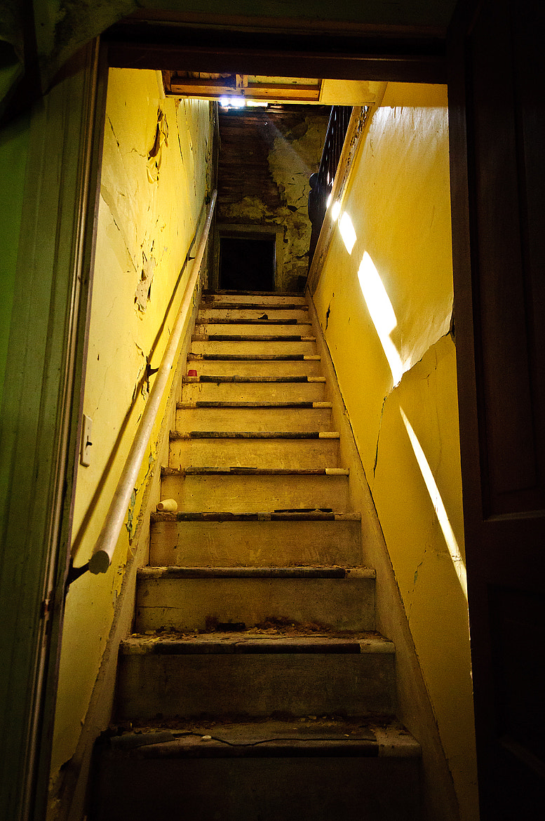 Photograph stairs by Brian Parchim on 500px