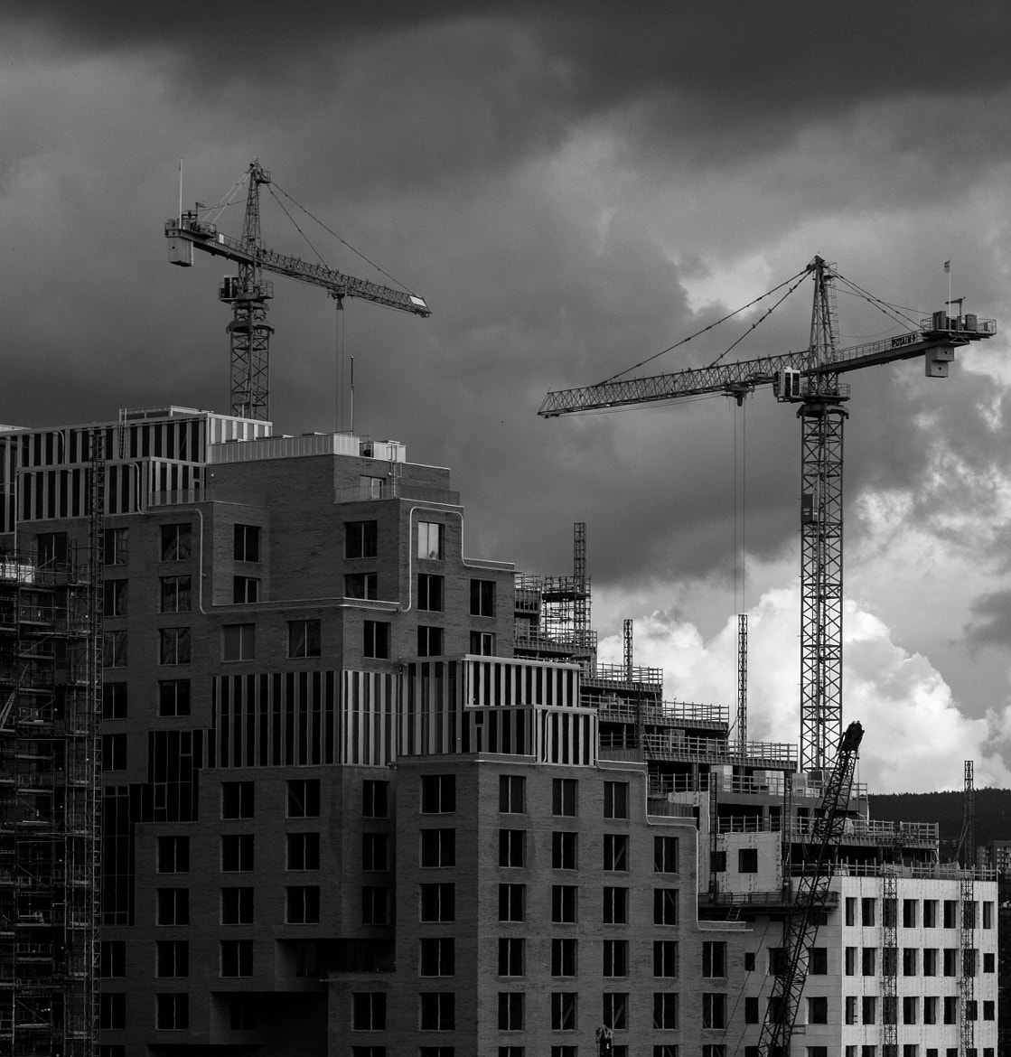 Photograph Under Construction_2 by Bjørn Wibe on 500px