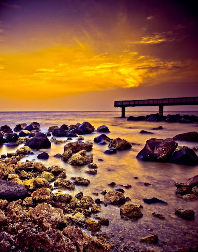 Photograph early summer sunset by Ahmed Alhammad on 500px