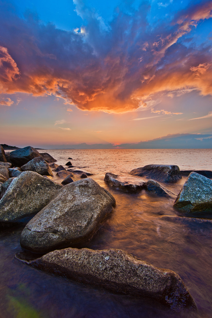 Photograph Halibut Point Sunset by Chris Lazzery on 500px