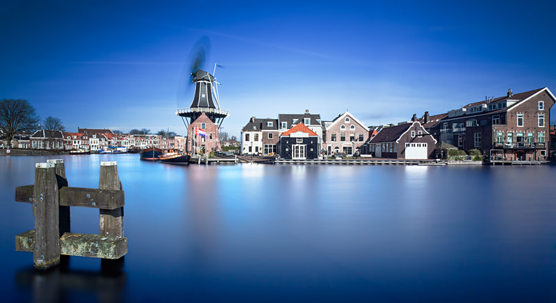 Photograph Windmill De Adriaan (Netherlands) by Sonia Blanco on 500px