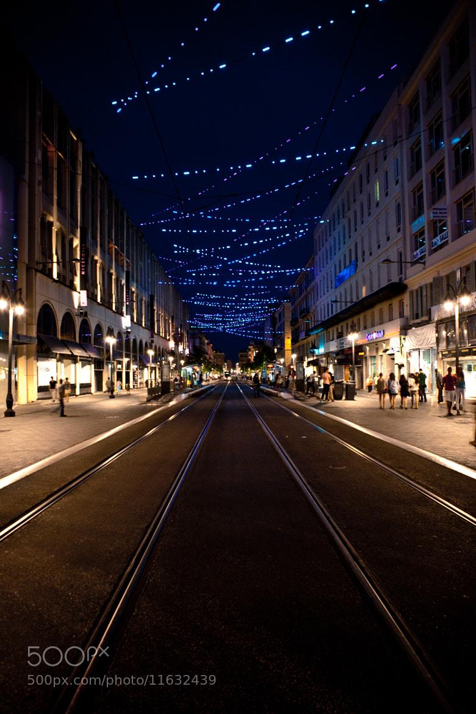 Photograph citylight by Sally Jaeggin on 500px