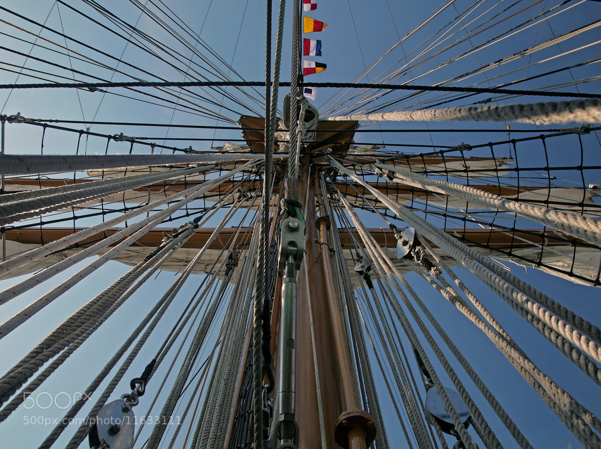Photograph Tall Ships, Long Lines by David F. Brown on 500px