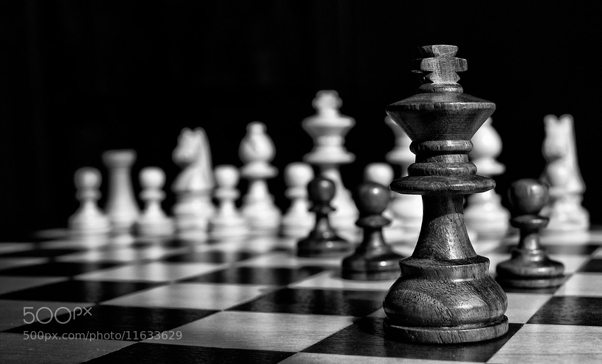 Photograph The chess by Micol Carraro on 500px