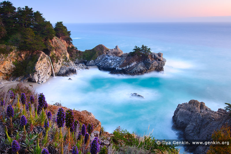 Photograph McWay Falls by Ilya Genkin on 500px