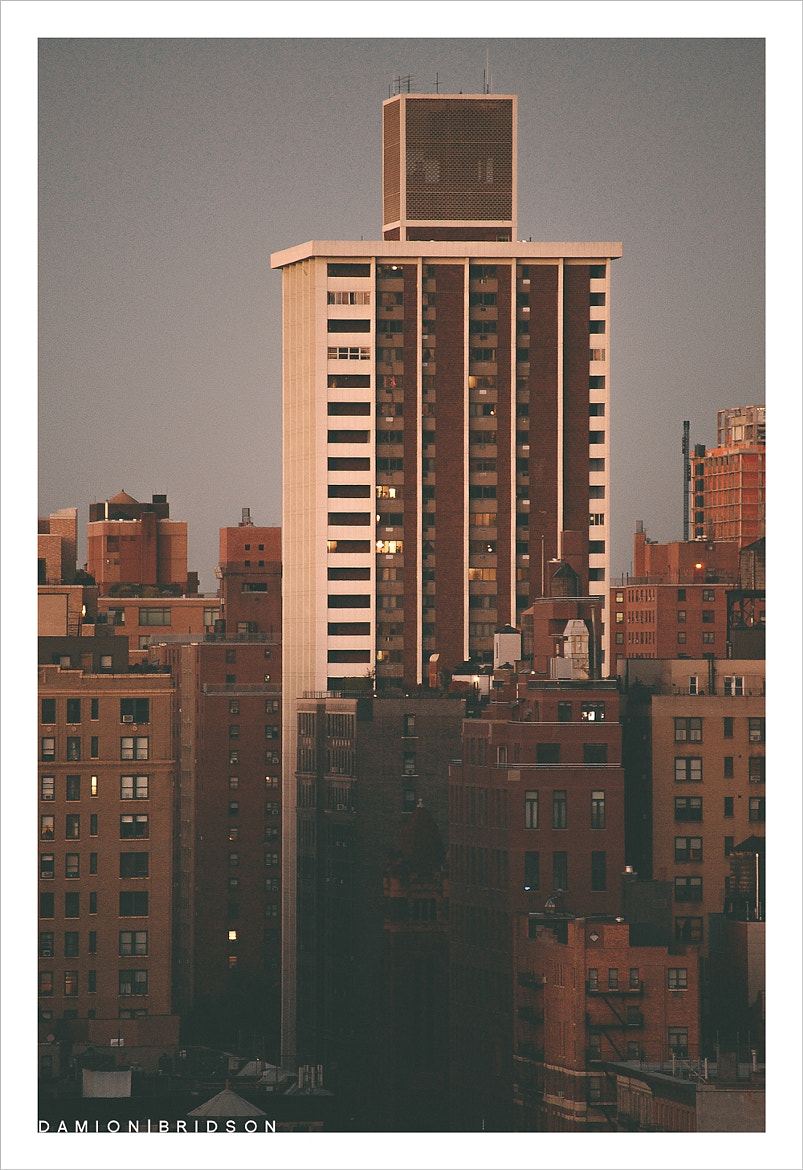 Photograph Upper West Tower by Damion Bridson on 500px