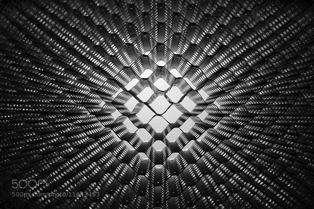 Photograph Steel mesh by Greg Wozniak on 500px