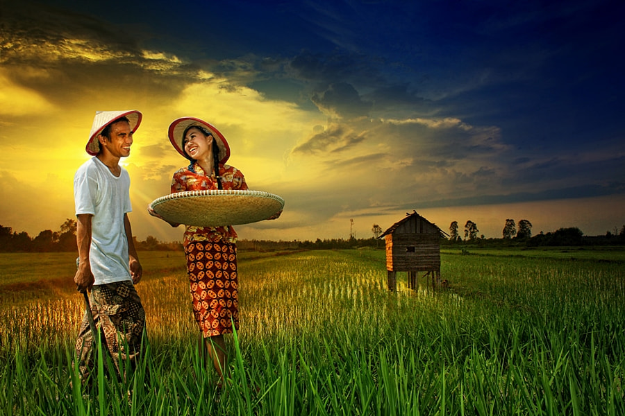 Photograph The beauty of togetherness by Hary Muhammad on 500px