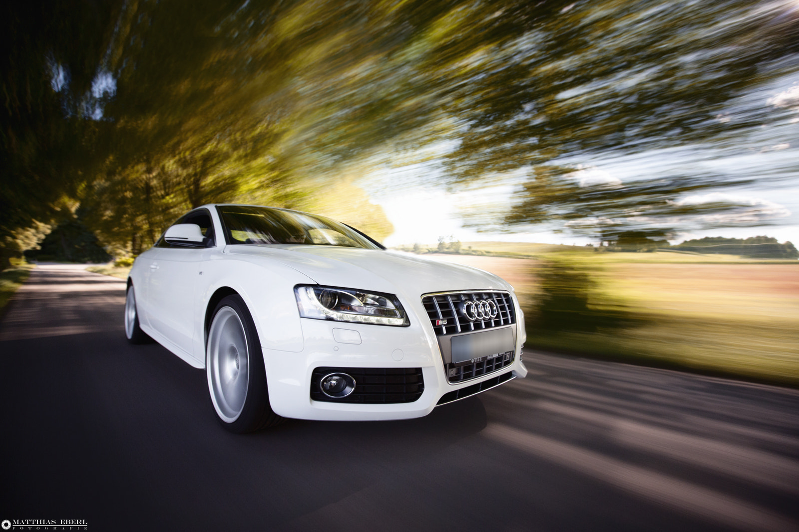 Photograph Audi S5 by Matthias Eberl on 500px