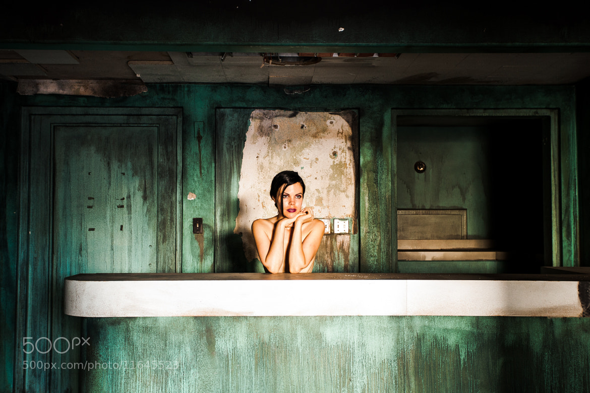 Photograph At the Nurse's Station by Michael Hocter on 500px