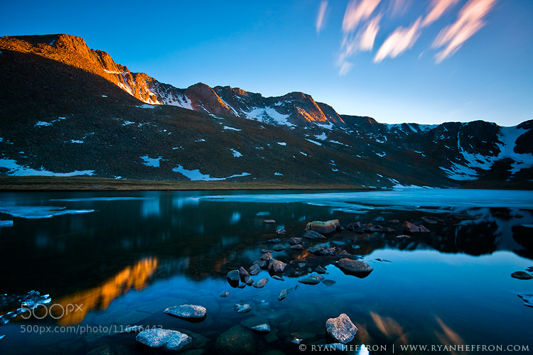 Photograph The Summit by Ryan Heffron on 500px