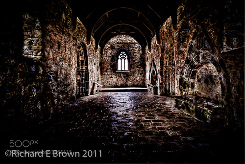 Photograph Clan Chief's Resting Place by Richard  on 500px