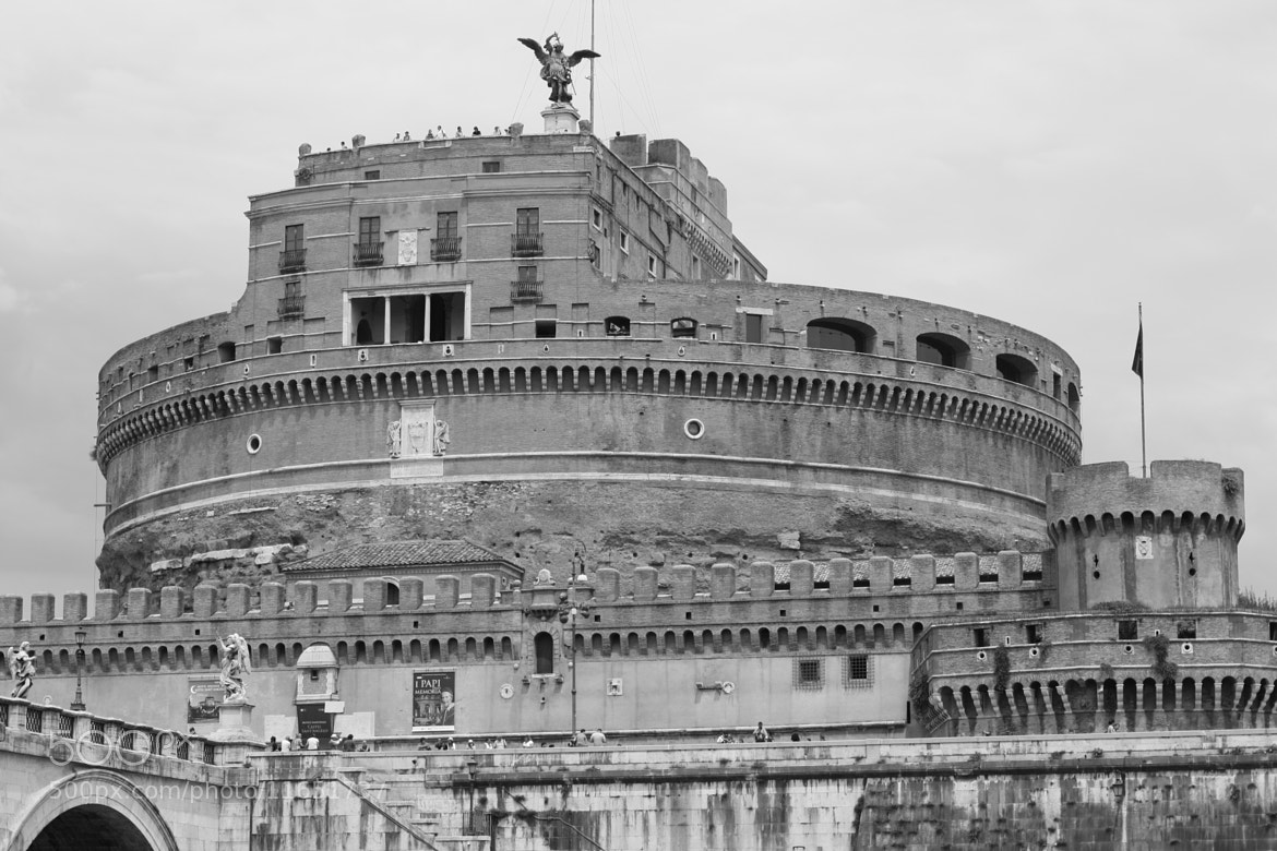 Photograph Castel Sant Angelo by Josh Koerner on 500px