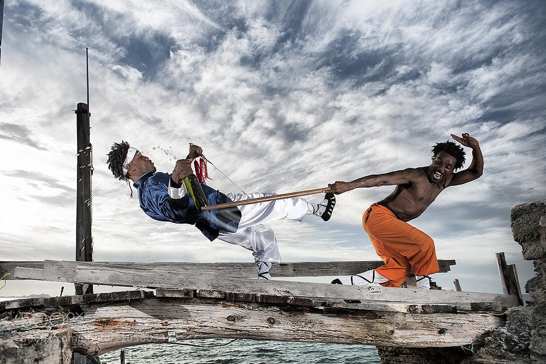 Photograph Long Staff vs Drunken master by Ivan Outerbridge on 500px