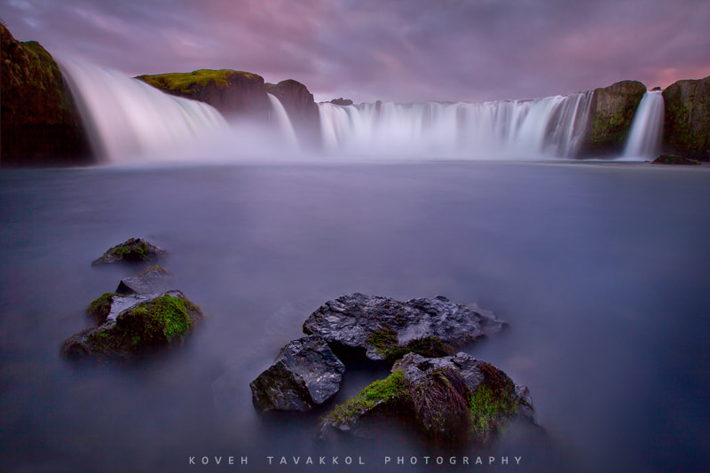 Photograph Waterfall Of The Gods by Koveh Tavakkol on 500px