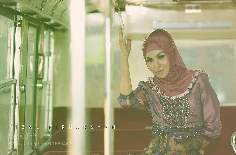Photograph hijan in bus  by Rizal Firmansyah Djuuna on 500px