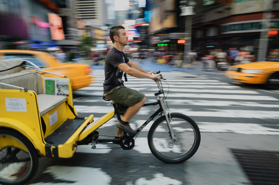 Photograph Pedicab by Kent Atwell on 500px