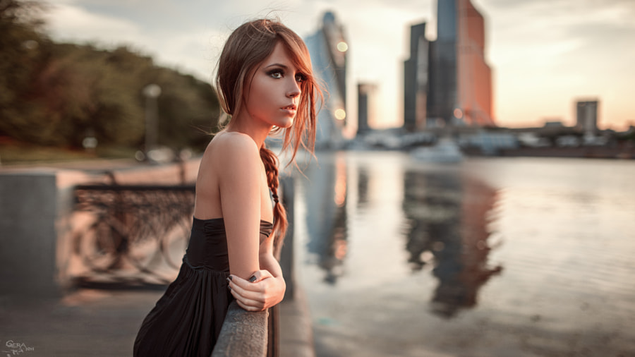 Kseniya by ???????  ????????? (Georgiy Chernyadyev) on 500px.com