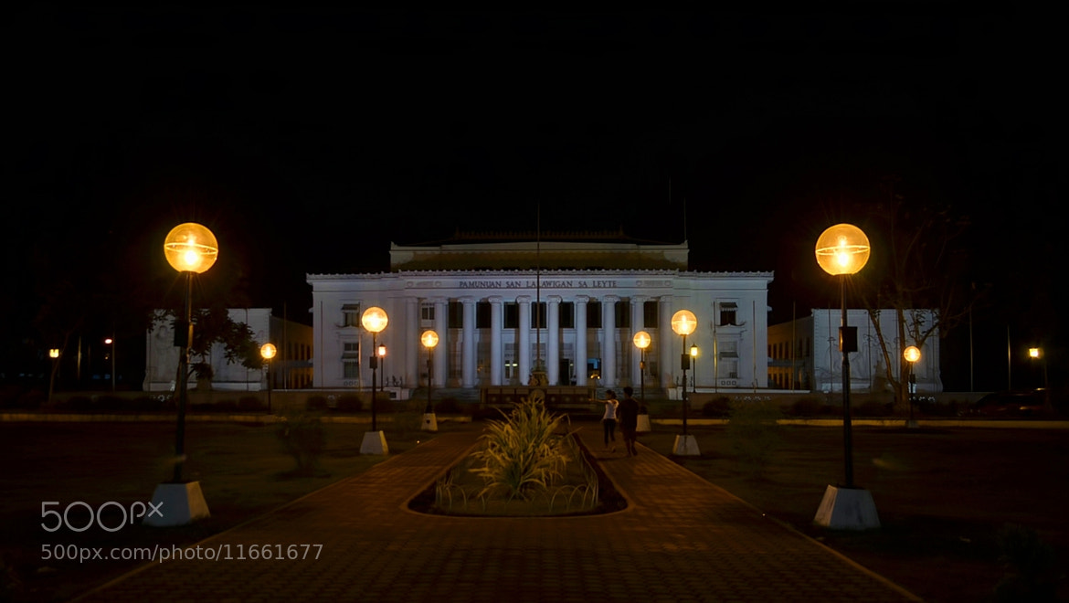 Photograph The provincial capitol by Vey Telmo on 500px