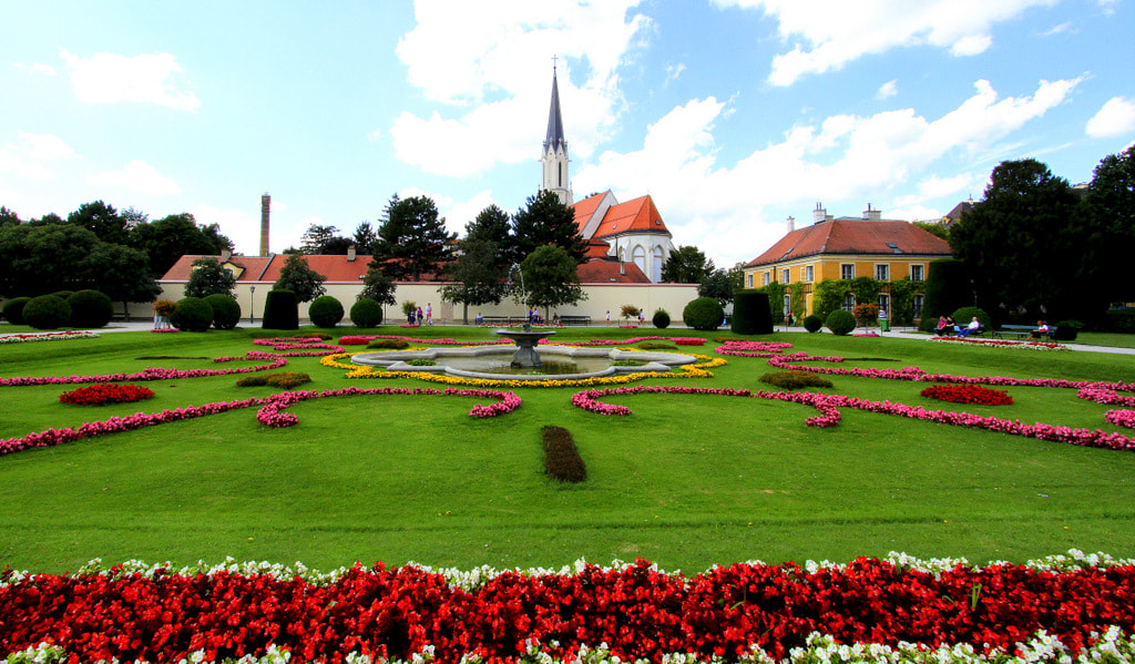 Photograph Park and church by Rainer Leiss on 500px