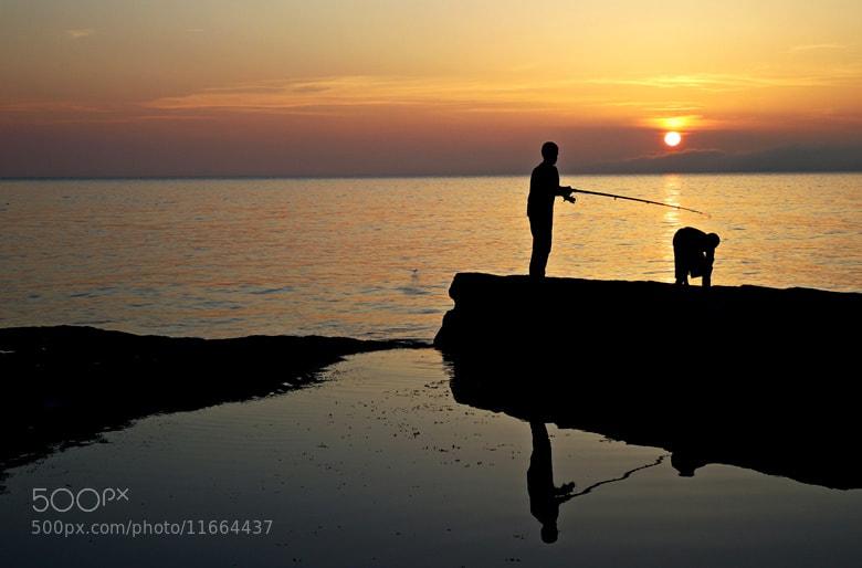 Photograph sunset, by Özlem Akekmekci on 500px