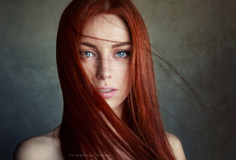 Natasha by Sean Archer on 500px.com