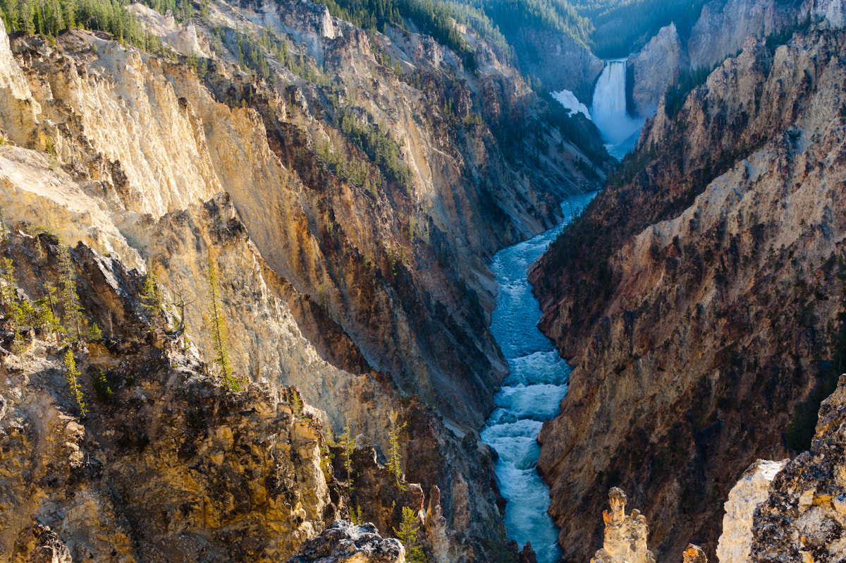 Photograph Yellowstone's Grand Canyon by Ming Ge on 500px