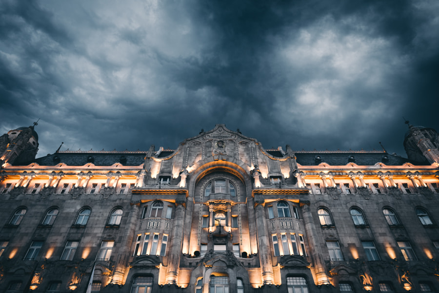 Grand Budapest Hotel by Simon Alexander on 500px.com