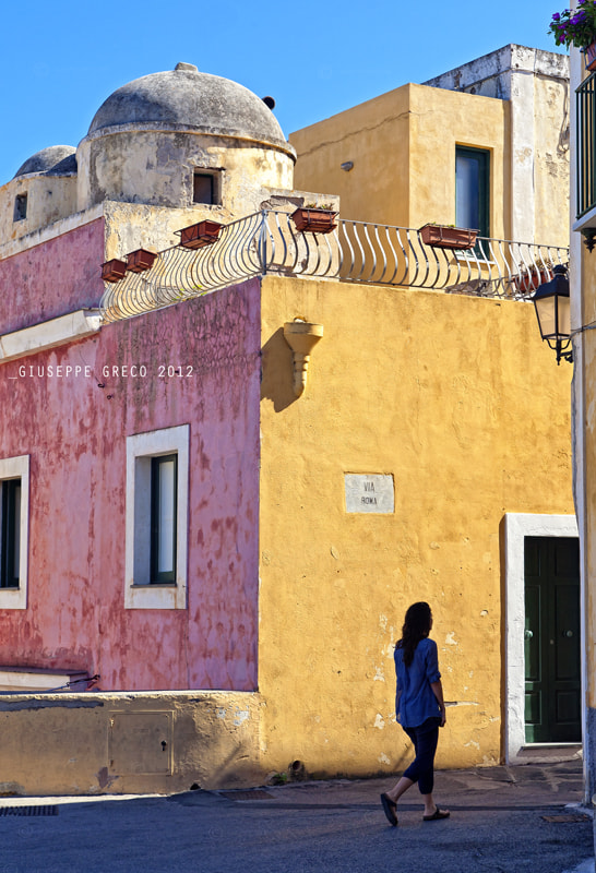 Photograph VENTOTENE COLORS by GIUSEPPE GRECO on 500px