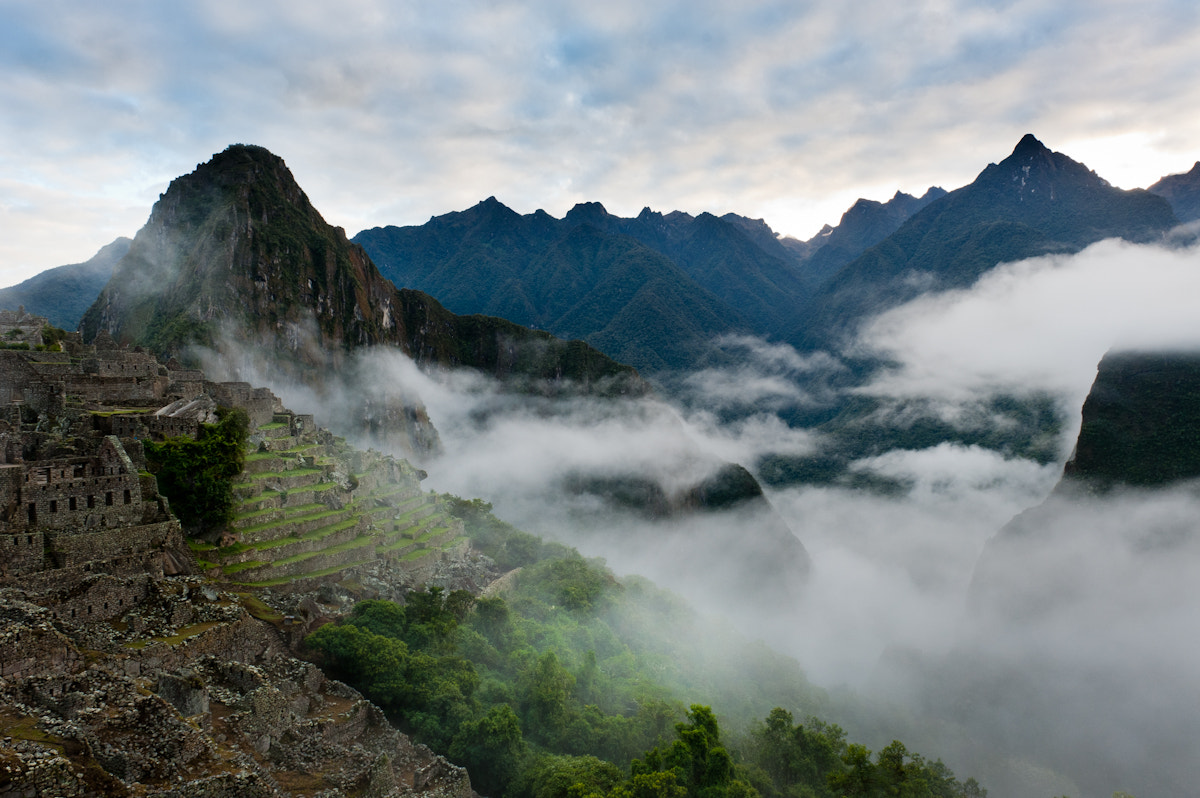 Photograph Early Morning at Machu Picchu by Ming Ge on 500px