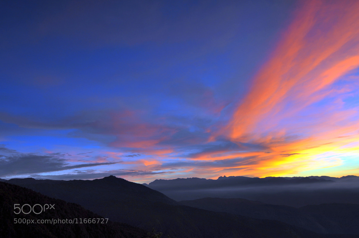Photograph alpine sky by Pan. 101 on 500px