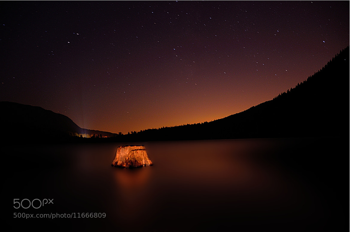 Photograph Glowing Rock by Usman Shami on 500px