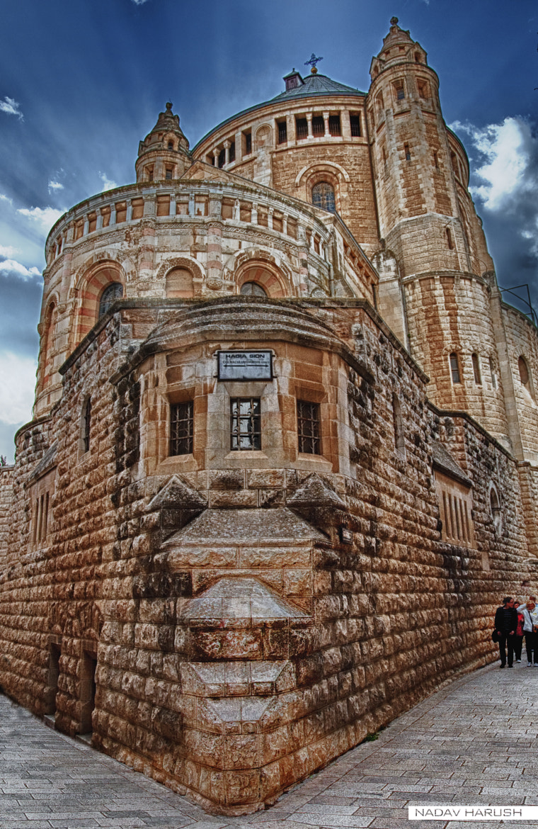Photograph Dormition Abbey by Nadav Harush on 500px