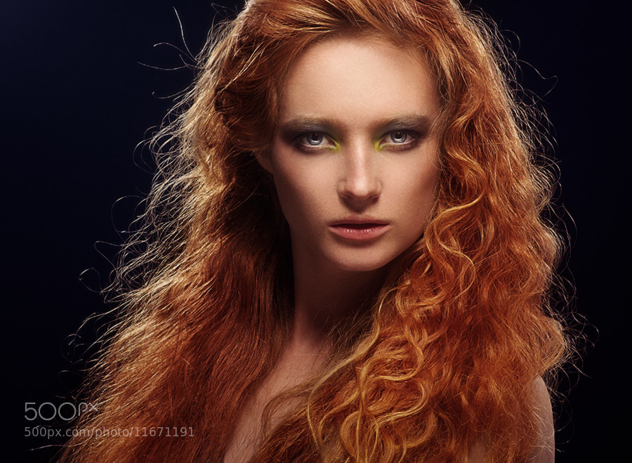 Photograph Liza by Mark Gaidash on 500px