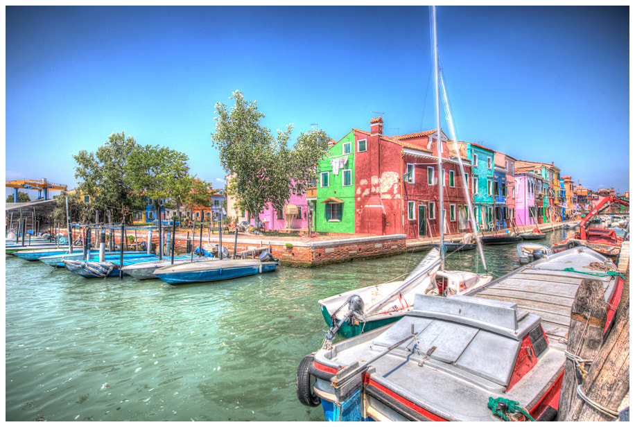 Photograph Burano by Christoph Meyer on 500px