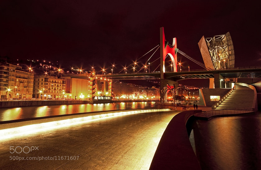 Photograph Bilbao by Botond Horváth on 500px