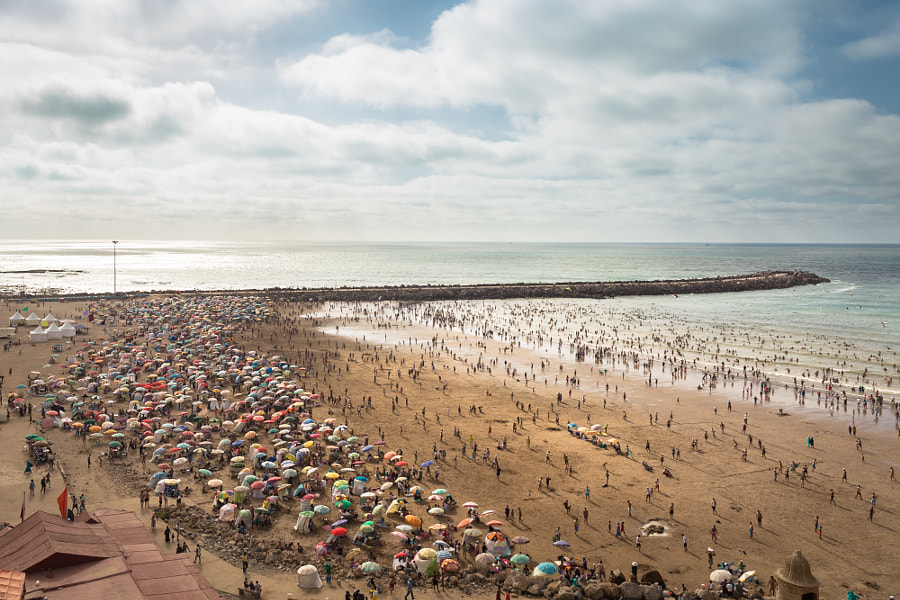 Photograph Rabat Beach by Amine Fassi on 500px