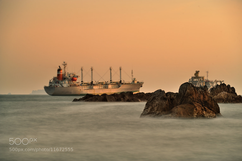 Photograph Gloomy Sea  by Lee jin su on 500px